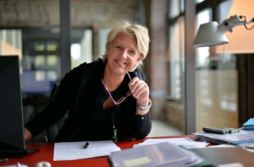Gabriele Romeike-Fänger - Financial Projects