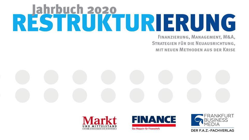 Jahrbuch 2020 - Restrukturierung
